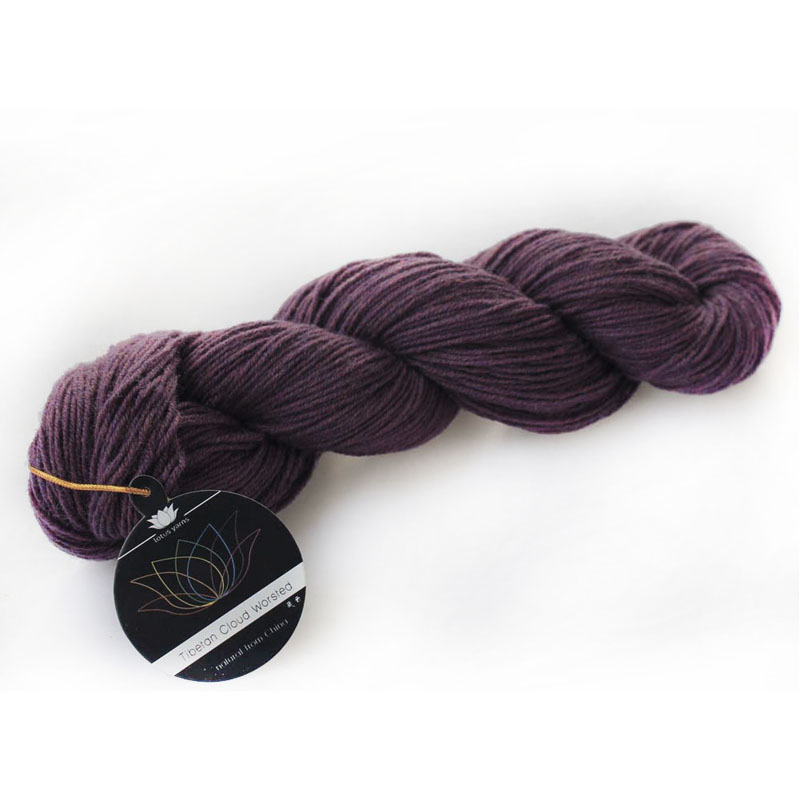 Tibetian Cloud Worsted Lotus Yarns
